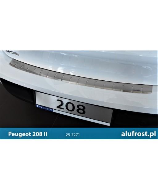 Rear bumper protector PEUGEOT 208 II