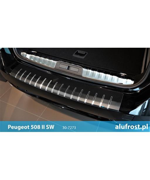 Rear bumper protector PEUGEOT 508 II SW KOMBI