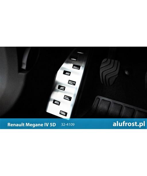 Left foot rest plate MEGANE IV 5D / GRANDTOUR