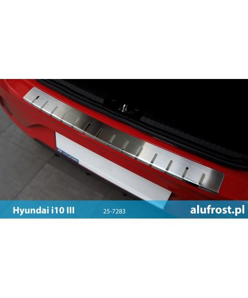 Rear bumper protector HYUNDAI i10 III