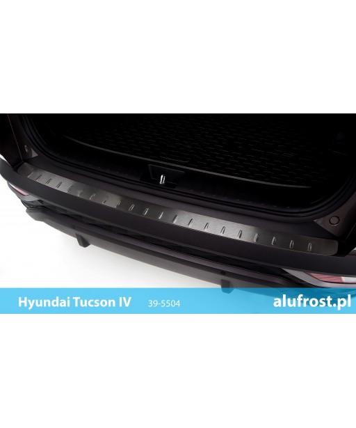 Rear bumper protector HYUNDAI TUCSON IV