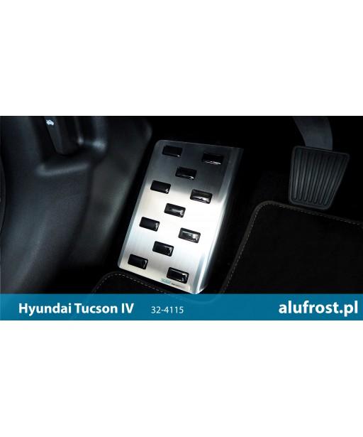 Left foot rest plate HYUNDAI TUCSON IV