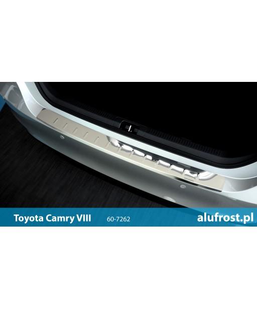Rear bumper protector (mirror) TOYOTA CAMRY VIII