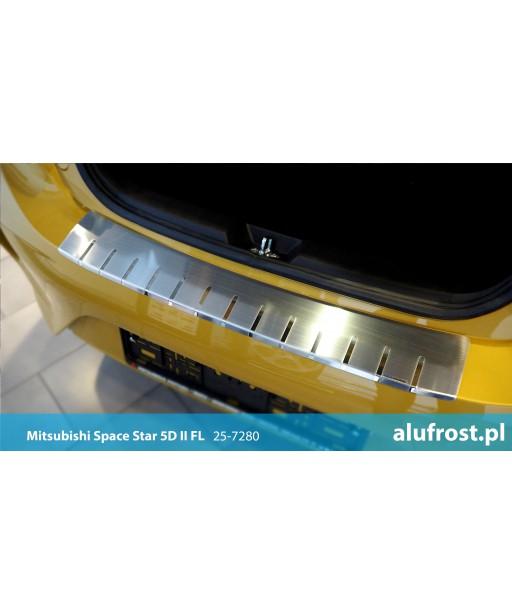 Rear bumper protector MITSUBISHI SPACE STAR 5D II FL