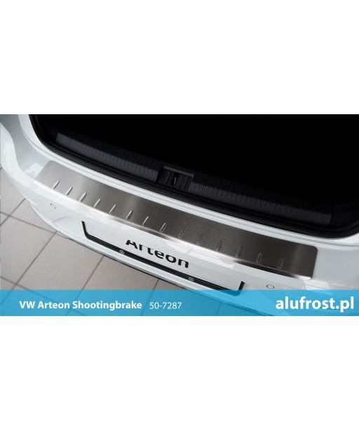 Rear bumper protector (inox) VW ARTEON SHOOTING BRAKE (KOMBI)