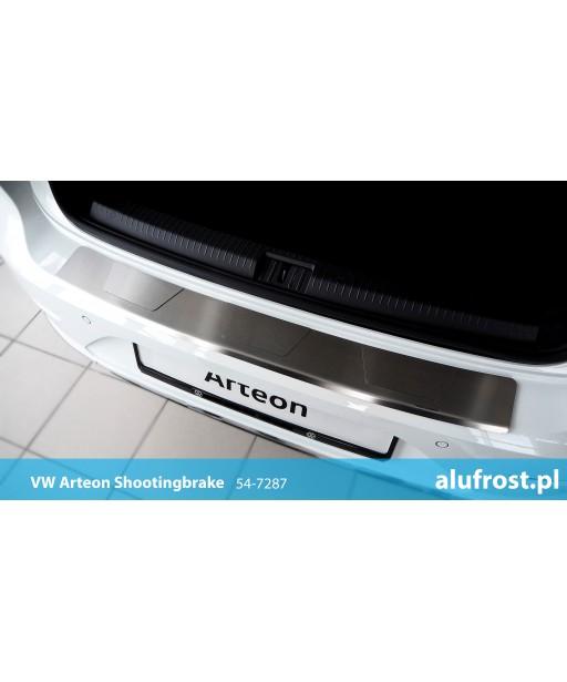 Rear bumper protector VW ARTEON SHOOTING BRAKE (KOMBI) Seria T