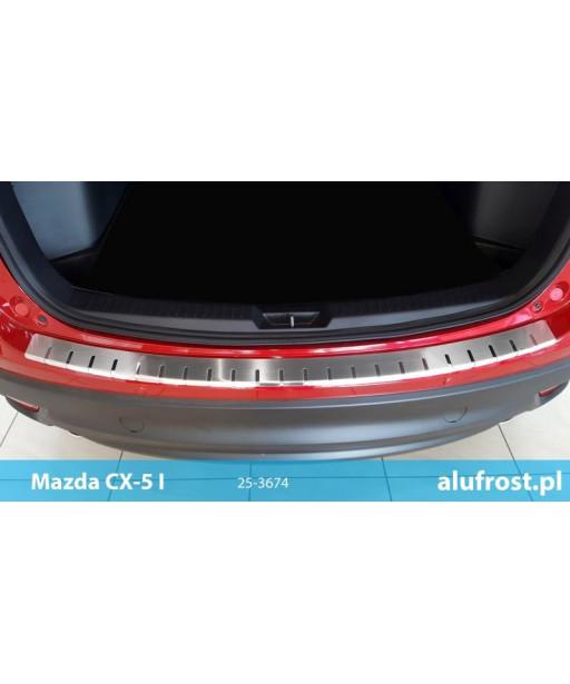 Rear bumper protector MAZDA CX-5