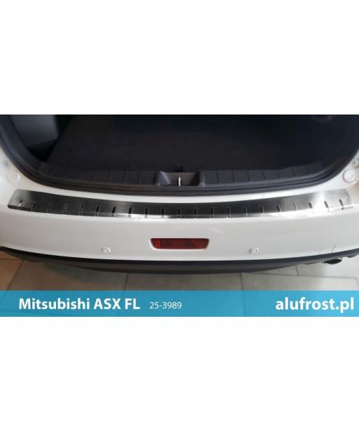 Rear bumper protector MITSUBISHI ASX 1FL