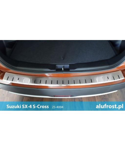 Rear bumper protector SUZUKI SX4 S-CROSS