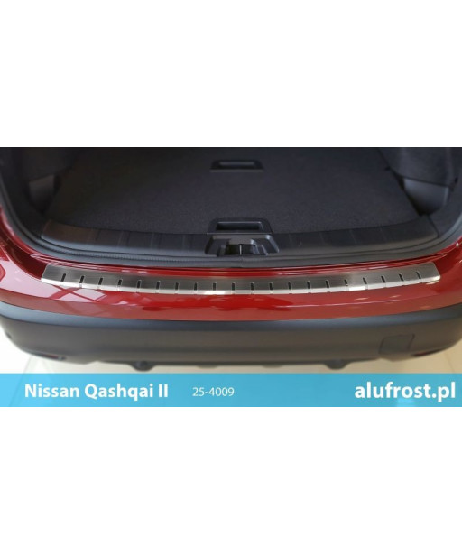 Rear bumper protector NISSAN QASHQAI II