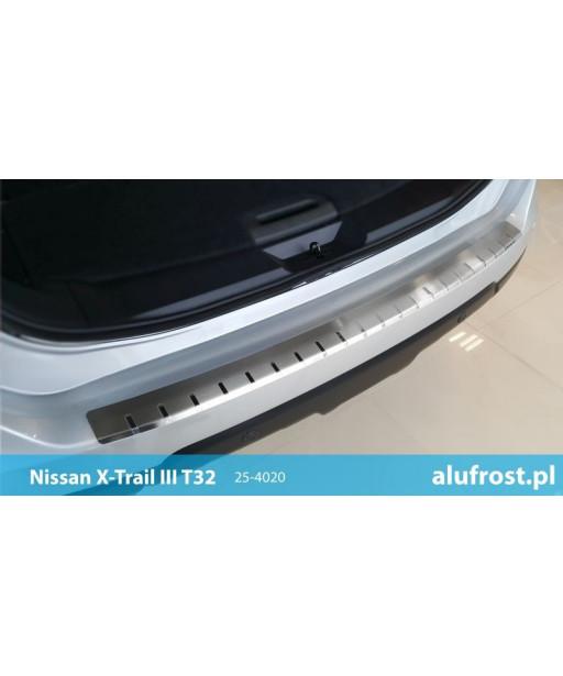 Rear bumper protector NISSAN X-TRAIL III (T32)