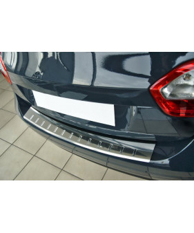 Nakładki progowe (stal + poliuretan) BMW 3 (E46) 4D | KOMBI