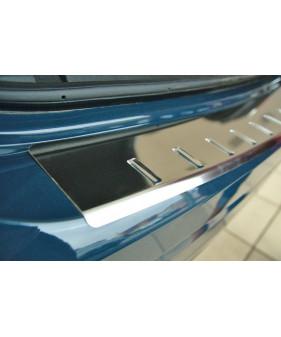 Nakładki progowe (stal + poliuretan) BMW X6 I (E71)