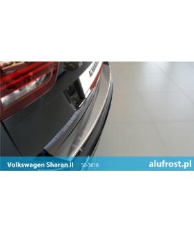 Nakładki progowe (stal + poliuretan) PEUGEOT 5008 I