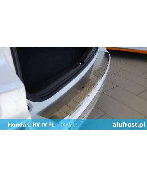 Rear bumper protector HONDA CR-V IV FL