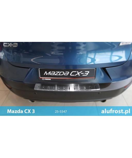 Rear bumper protector MAZDA CX-3
