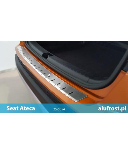 Rear bumper protector SEAT ATECA