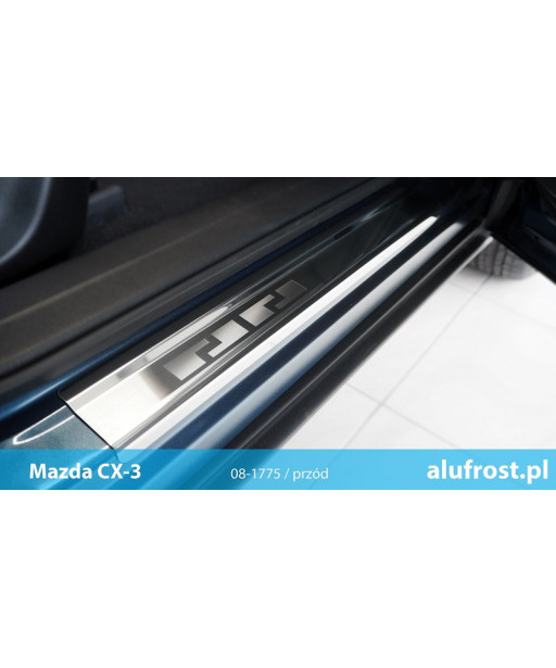 Door sills MAZDA CX-3