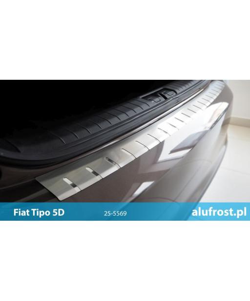 Rear bumper protector FIAT TIPO