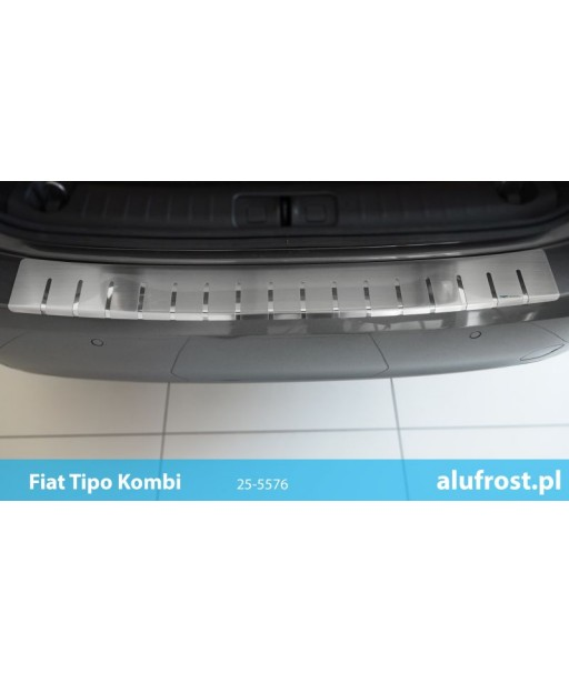 Rear bumper protector FIAT TIPO KOMBI
