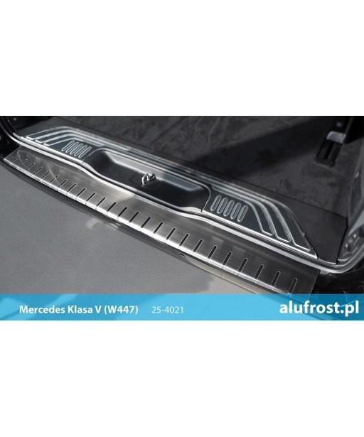 Rear bumper protector MERCEDES V-CLASS (W447)