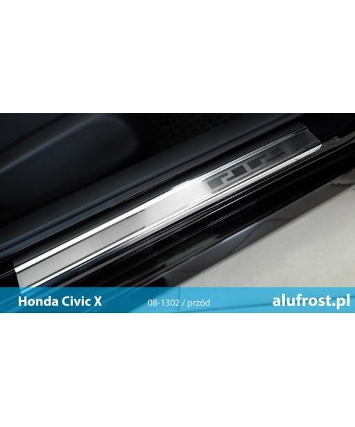 Door sills HONDA CIVIC X 4D/5D