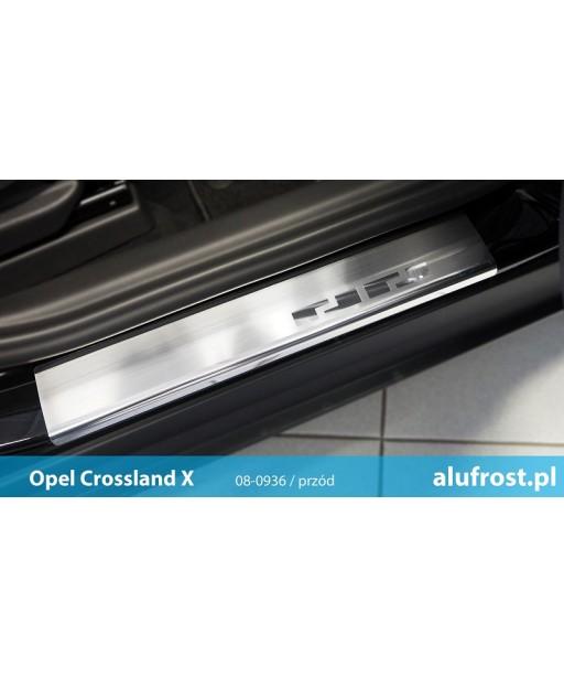 Door sills OPEL CROSSLAND X