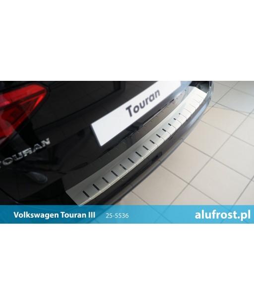 Rear bumper protector VOLKSWAGEN TOURAN III