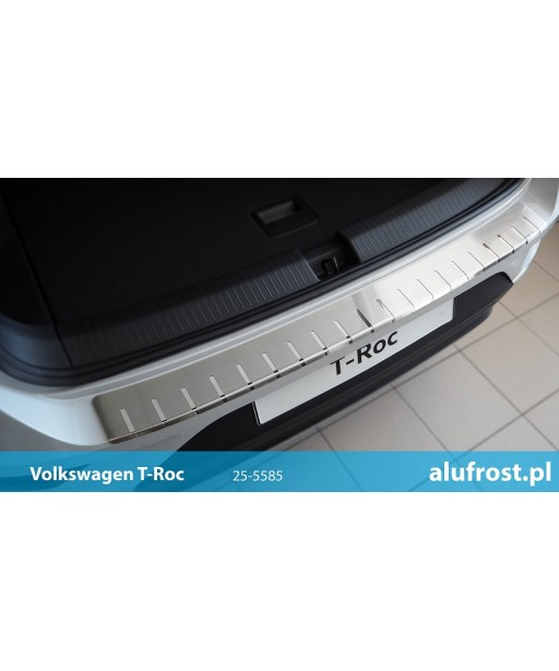 Rear bumper protector VOLKSWAGEN T-ROC