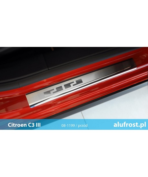 Door sills CITROEN C3 III