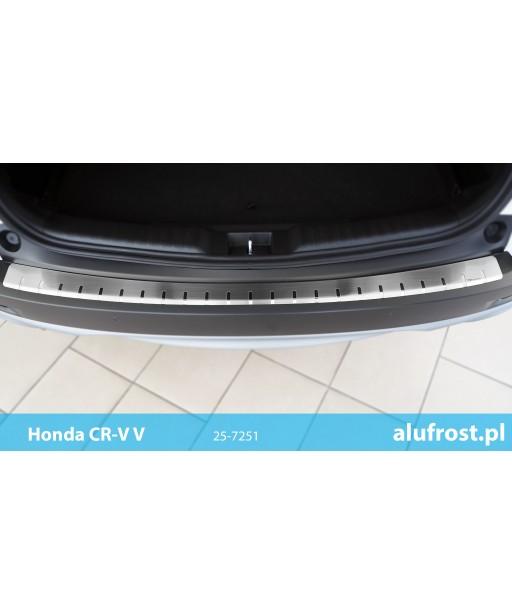Rear bumper protector HONDA CR-V V