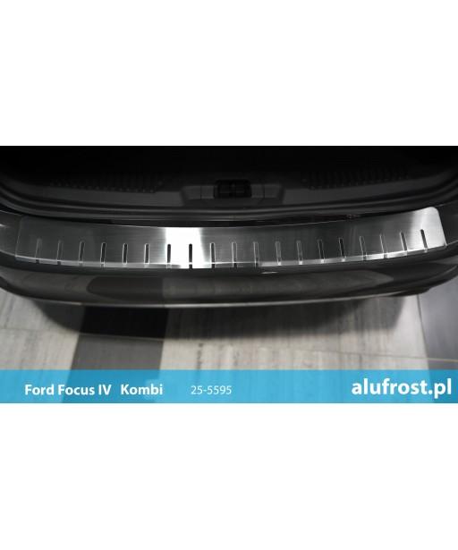 Rear bumper protector FORD FOCUS IV KOMBI