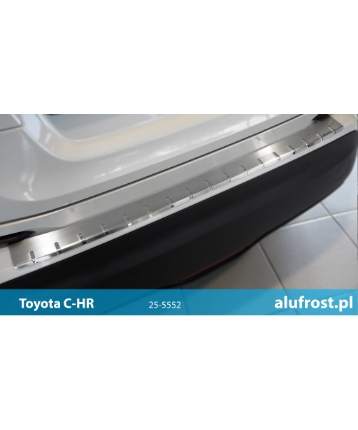 Rear bumper protector TOYOTA C-HR