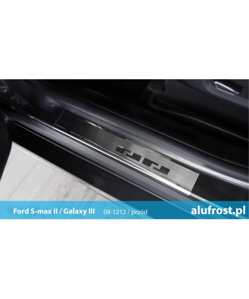 Door sills FORD S-MAX II / GALAXY III