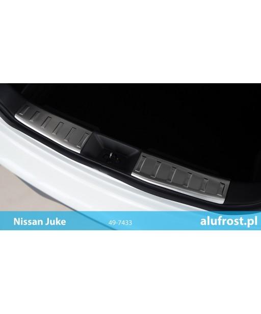 Boot loading edge protection NISSAN JUKE I