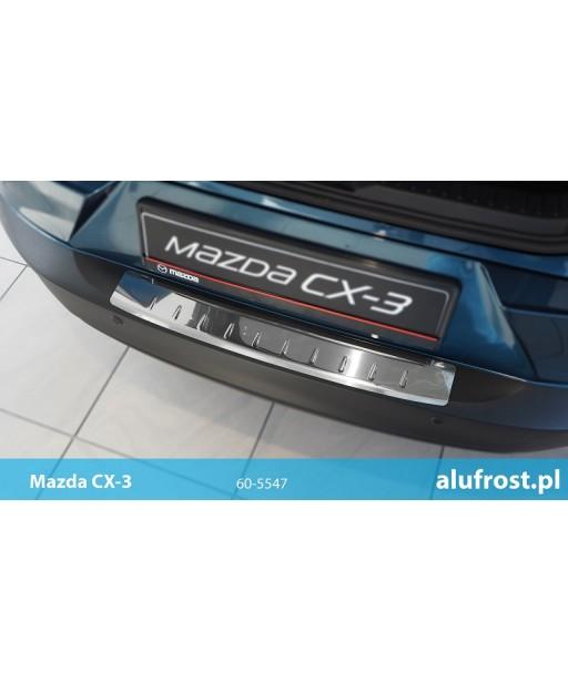 Protection de seuil de chargement (miroir) MAZDA CX-3