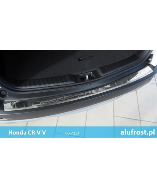 Rear bumper protector (mirror) HONDA CR-V V