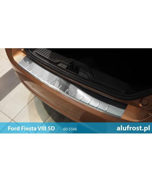 Rear bumper protector (mirror) FORD FIESTA VIII 5D