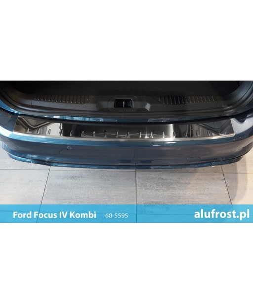 Rear bumper protector (mirror) FORD FOCUS IV KOMBI