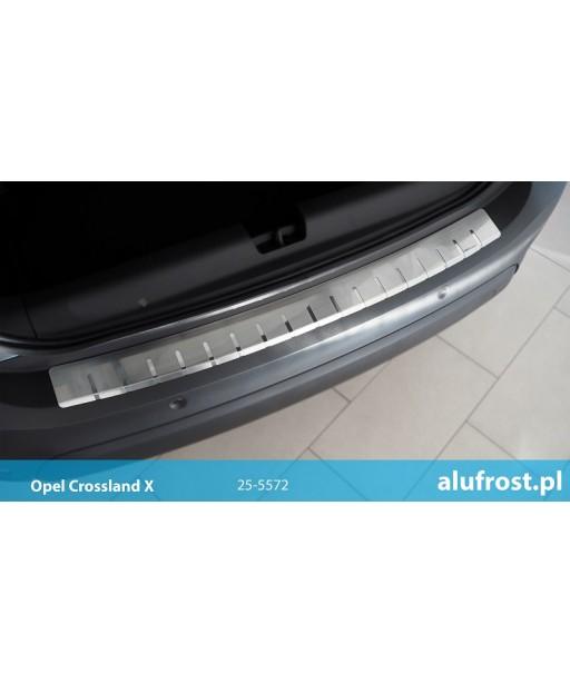 Rear bumper protector OPEL CROSSLAND X