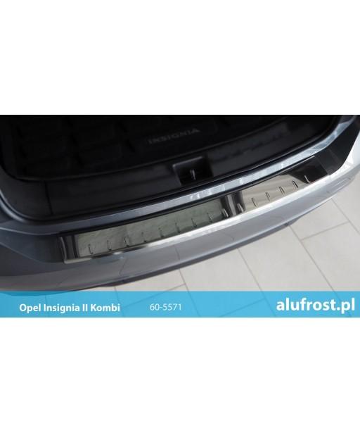 Rear bumper protector (mirror) OPEL INSIGNIA II KOMBI