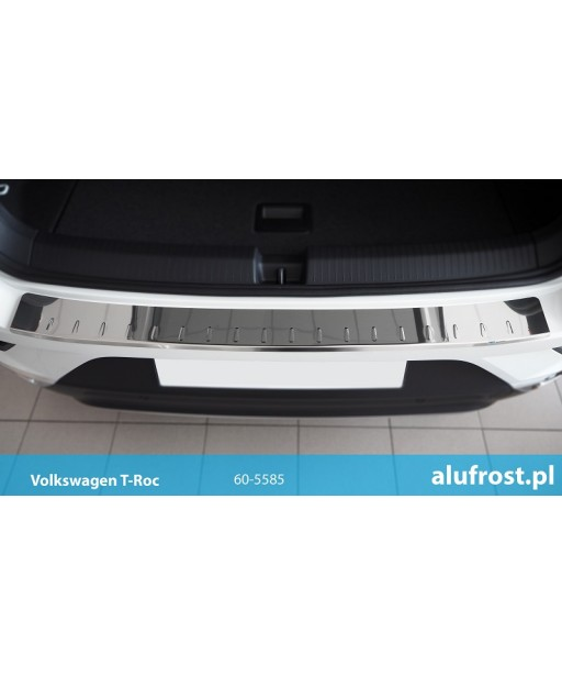 Rear bumper protector (mirror) VOLKSWAGEN T-ROC