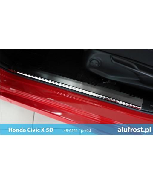 Interior door sills HONDA CIVIC X 5D