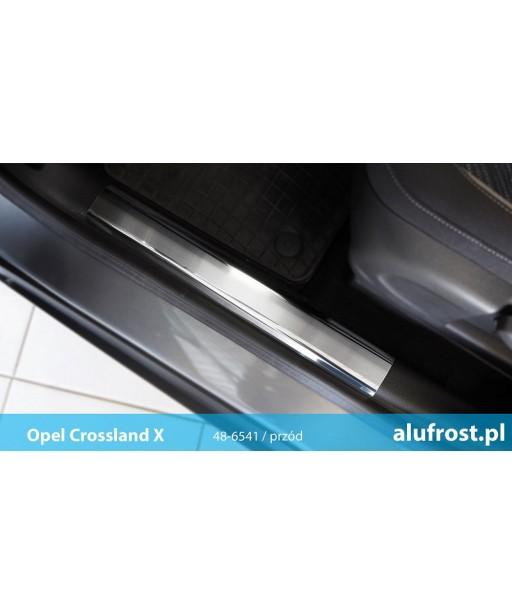 Interior door sills OPEL CROSSLAND X