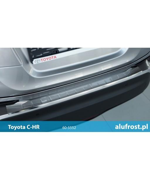 Rear bumper protector (mirror) TOYOTA C-HR