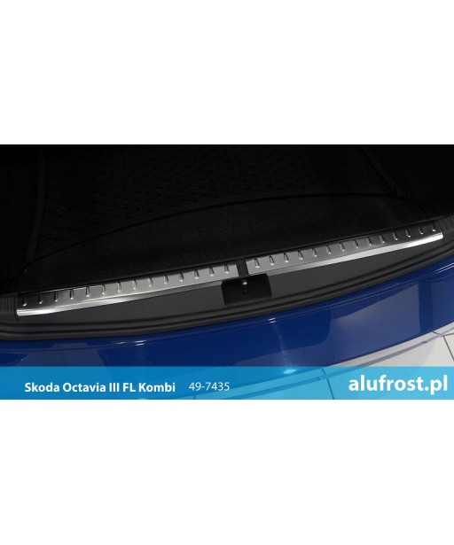 Protection de bord de coffre SKODA OCTAVIA III FL KOMBI