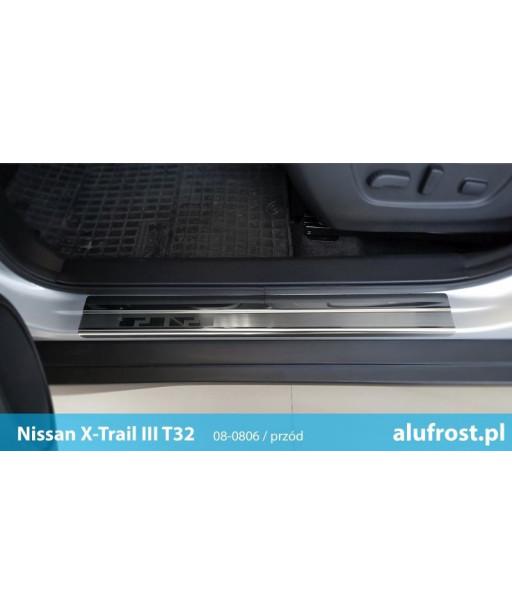 Nakładki progowe NISSAN X-TRAIL III (T32)