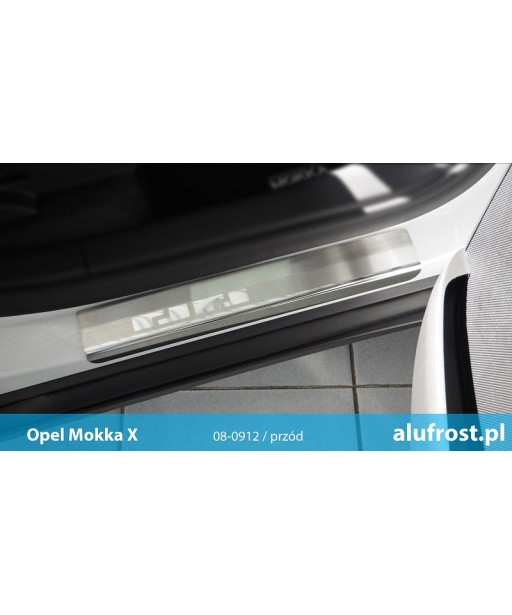 Door sills MOKKA / MOKKA X / CHEVROLET TRAX