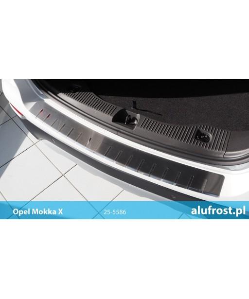Rear bumper protector MOKKA X