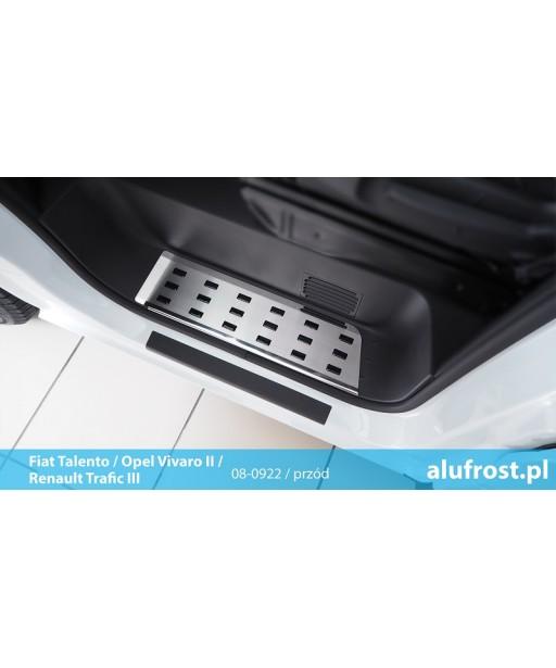 Footplates (steel, front) RENAULT TRAFIC III / OPEL VIVARO II / FIAT TALENTO
